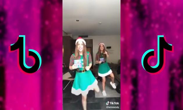 популярный танец в тик ток